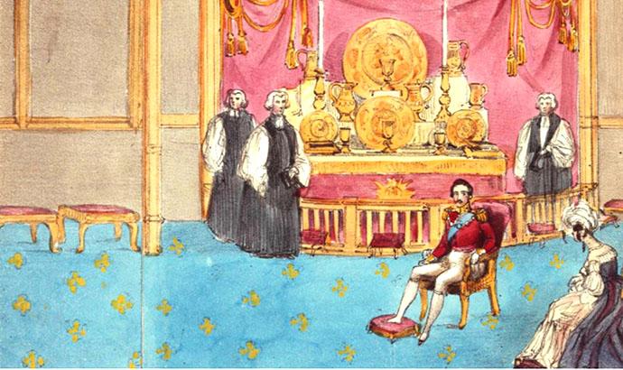 Prins Albert als bruidegom