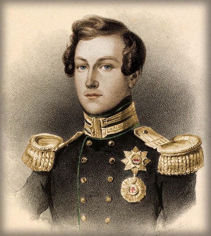 prins Albert 16 jaar oud