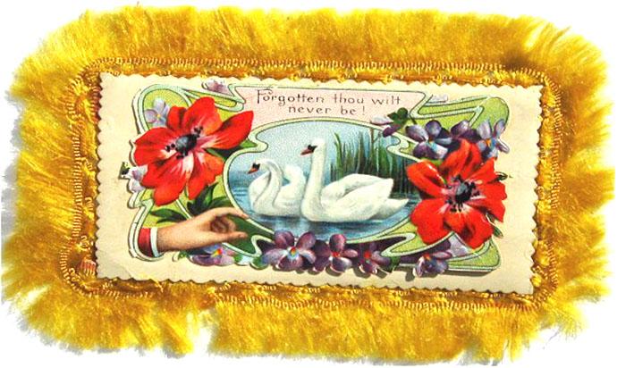 victoriaans visitekaartje