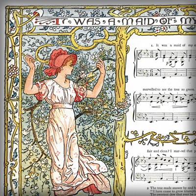 walter crane pan pipes