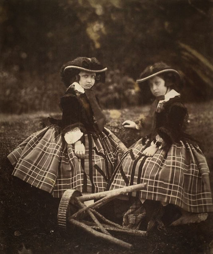 dochters van Koningin Victoria