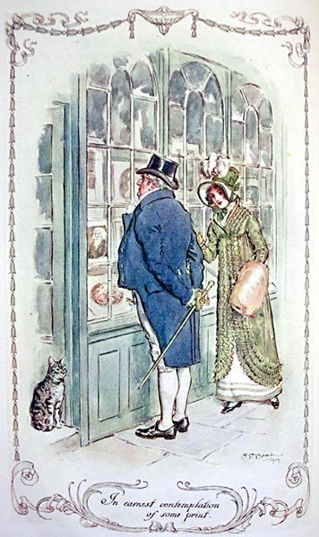 Jane Austen Bath Persuasion Milsom Street