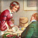 Charles Dickens en eten: Drie scènes onder de loep
