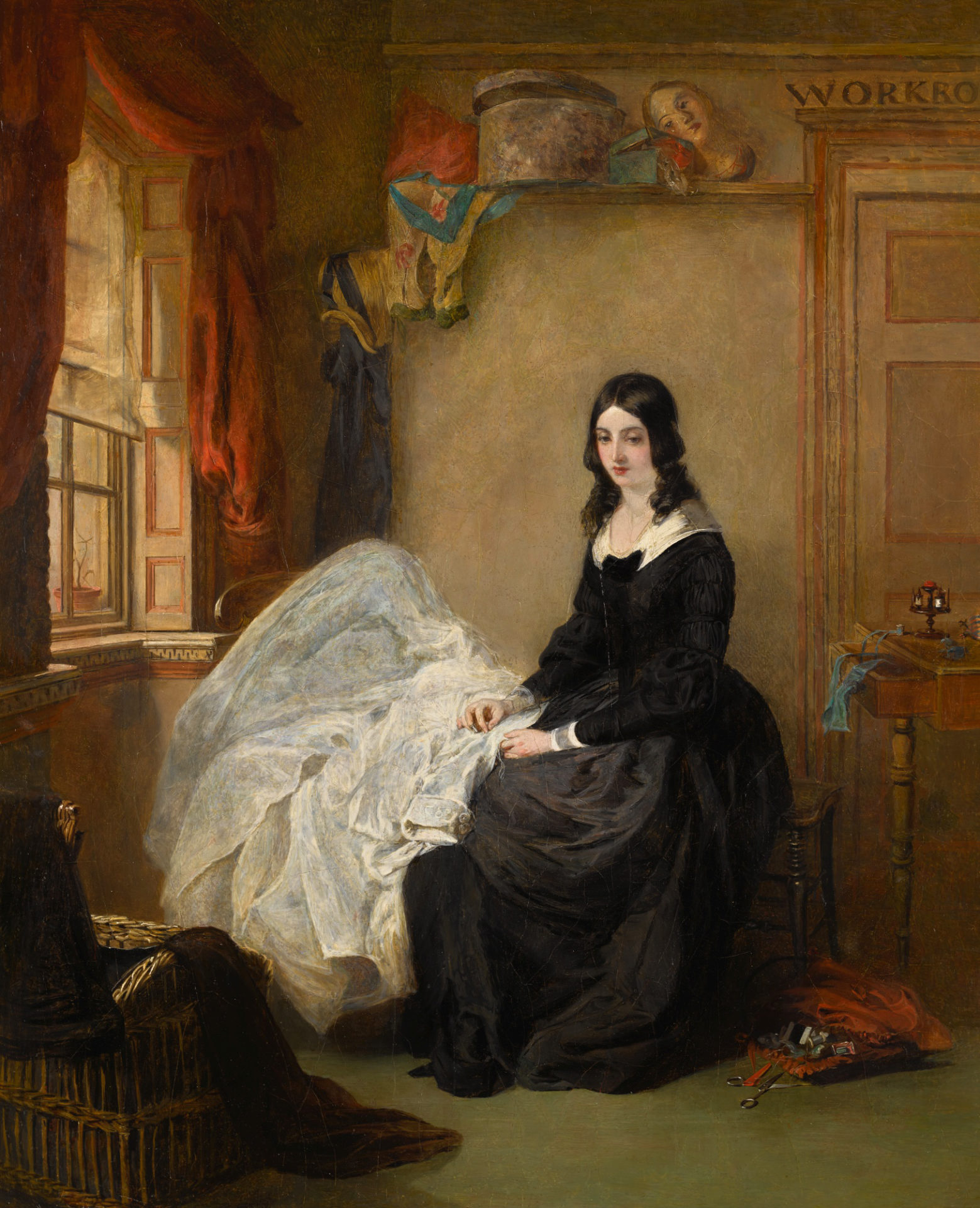 Kate Nickleby uit Nicholas Nickleby door Dickens