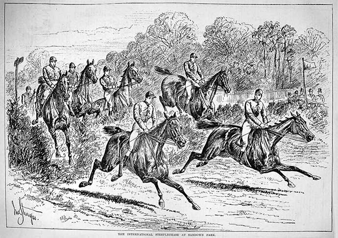 paardenraces 1881