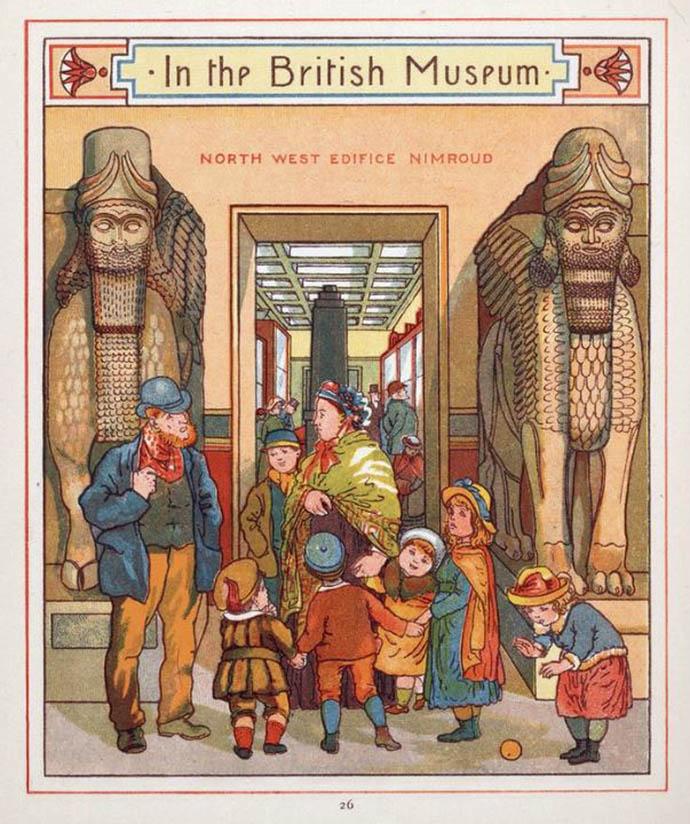 British Museum 1883