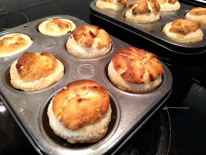 amandel cheesecakes