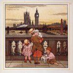 Kinderboek: Een vrolijk uitstapje naar London Town