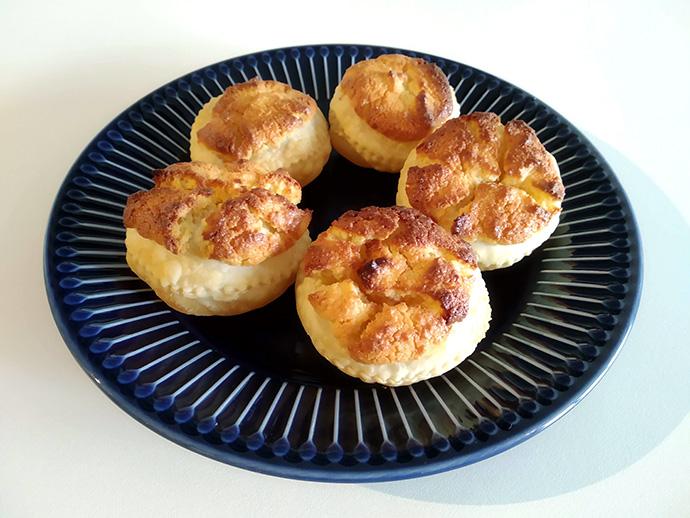 almond cheesecakes Mrs Beeton