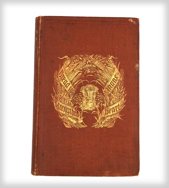 English Breadbook Eliza Acton (1857)