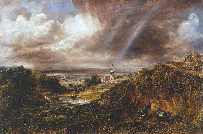 john-constable-hampstead-heath
