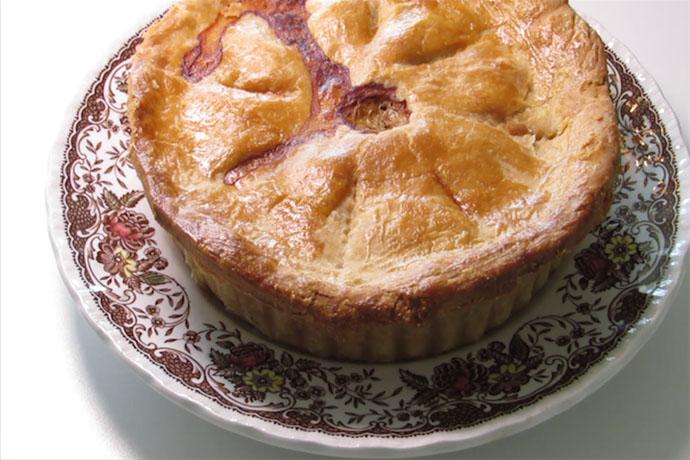 Victoriaanse pastei