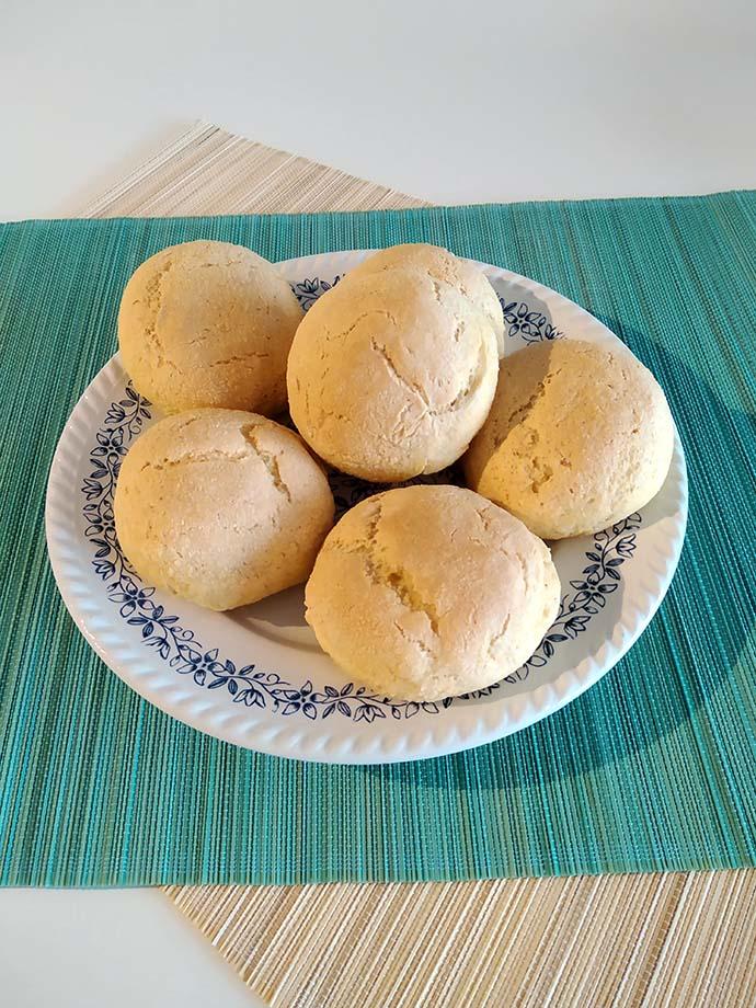 Zelfgemaakte maïsbroodjes recept