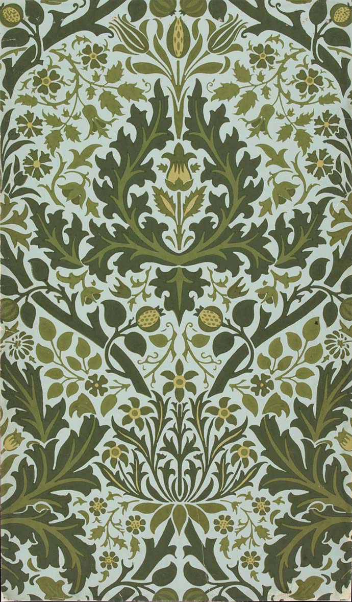 Herfst William Morris