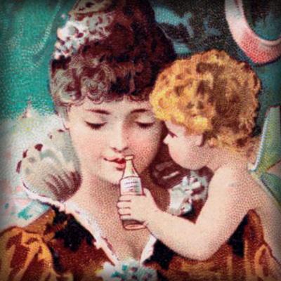 parfum in de 19e eeuw Victoriaans