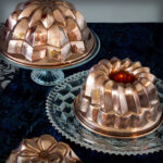 Historisch bakken: Mijn antieke koperen bakvormen