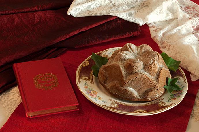 kerst christmas cake victoriaans
