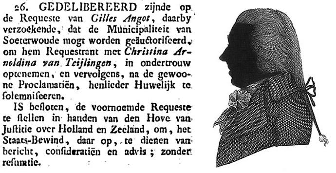 notulen staatsbewind 1803